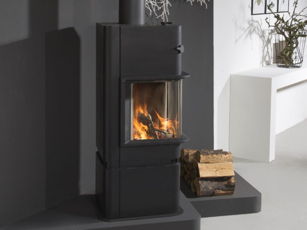 Platane Black - Wood Stove Fireplace Wholesale - South Africa