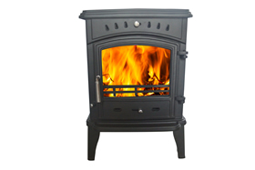 Sentinel 055 Ribbed - Wood Stove Fireplace Wholesale - South Africa