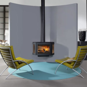 Wanders Black Pearl - Wood Stove Fireplace Wholesale - South Africa