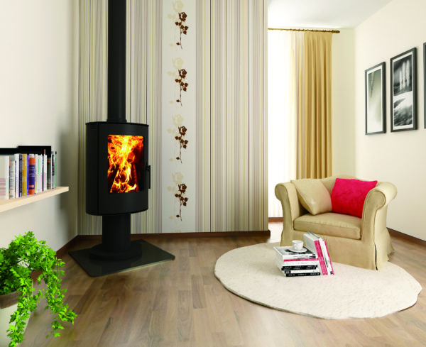 Canature Cosmo Pedestal - Wood Stove Fireplace Wholesale - South Africa