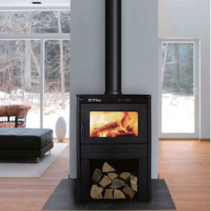 Canature Gemini GF32 - Wood Stove Fireplace Wholesale - South Africa