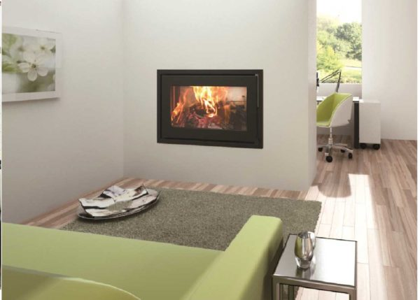 Canature Taurus P3F Insert Double Sided - Wood Stove Fireplace Wholesale - South Africa
