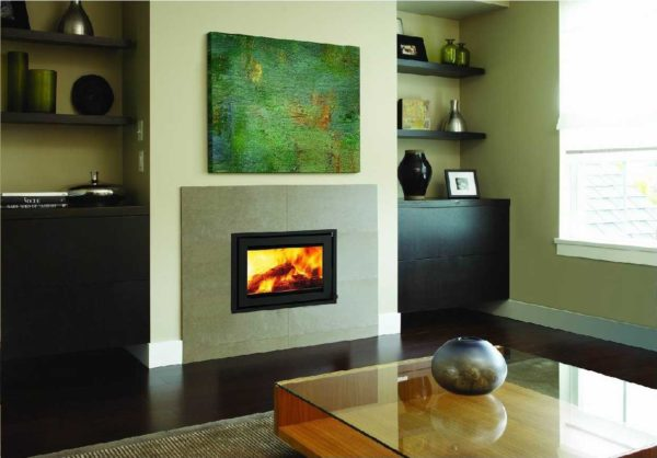 Canature Taurus SI Insert - Wood Stove Fireplace Wholesale - South Africa
