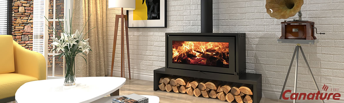 Canature Wood Stove Fireplaces - The Wood Stove Trading Company